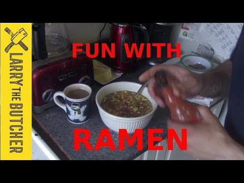 Grilled duck Ramen  Fun with Ramen #2