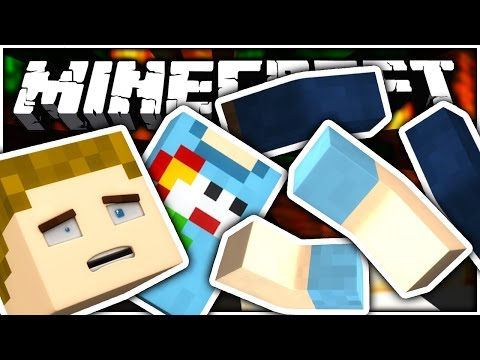 Minecraft | DO NOT TOUCH THE MEAT GRINDER!!