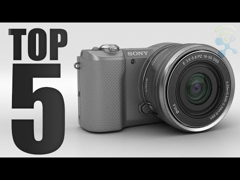 Top 5 Best Cheap Cameras in 2018