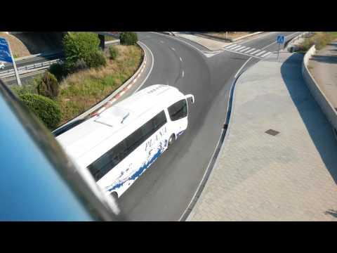 Bus PLANA 926 a Montserrat