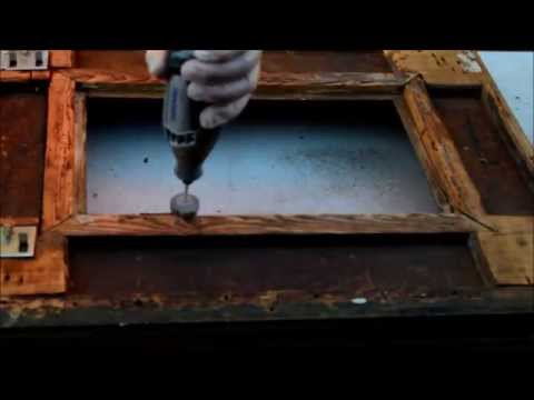 How to Clean Antique Frames