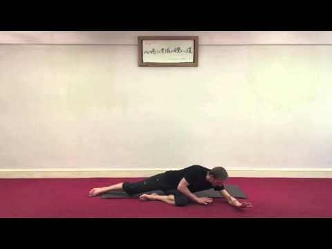 How to sit up from a lying position - with Danny Bridgeman