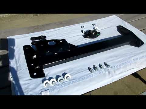 XJ With Wagoneer 44s: Part 15 Brace Your XJ Steering Box Part 2