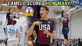 LaMelo Ball Is GOING OFF In Poland! Will He Leave The JBA For The G LEAGUE!? 😈