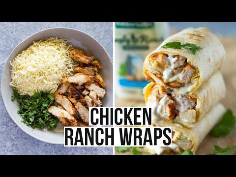 Ranch Wraps