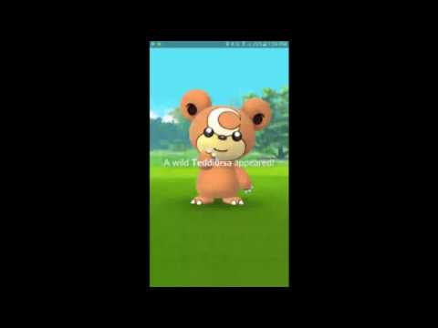Pokemon Go! Live Game play