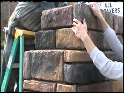 Outdoor Fireplace Kit: Exceptional Stone.  Call Us (717)536-3741