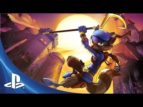 Sunday Morning: Sly Cooper: Thieves in Time (No Commentary)