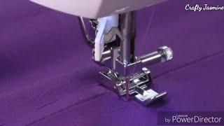 #x202b;كيفية تركيب واستخدام دواسة السحاب ، كيفية تركيب سحاب للملابس#x202c;lrm;