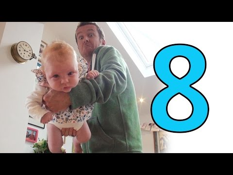 8 Ways To Hold A Baby | How To Be A Dad