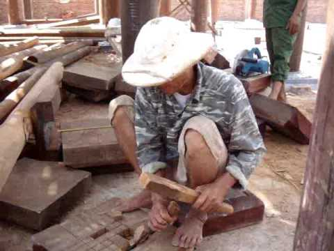 Build an pagoda in Vietnam