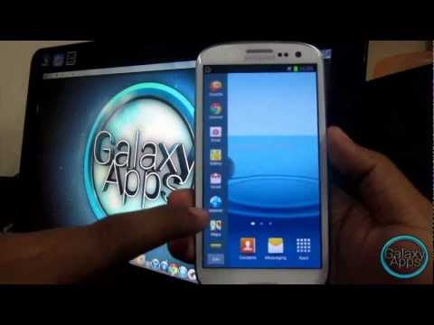 [How to] Instala Android 4.1.2 Jelly Bean en tu Galaxy S3 MULTIWINDOW (Español Mx)