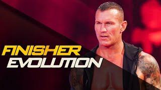 Randy Orton   Finisher Evolution (2001-2017)