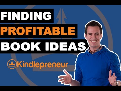 How to Find Profitable Book Ideas That Make You Money on Amazon