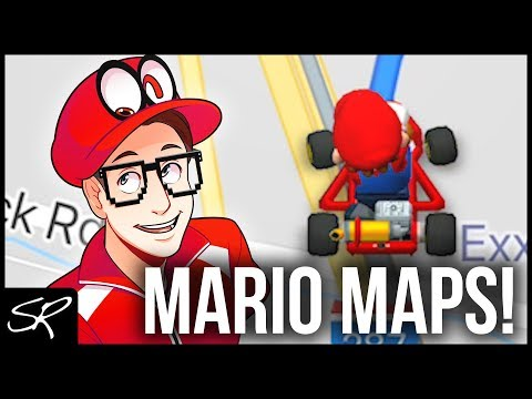 Mario Kart Google Maps Takeover & BenQ TH671ST Projector GIVEAWAY!