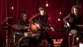 Catfish & the Bottlemen Live NYC Acoustic Outside