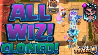 clash royale electro wizard facts infos and decks for the