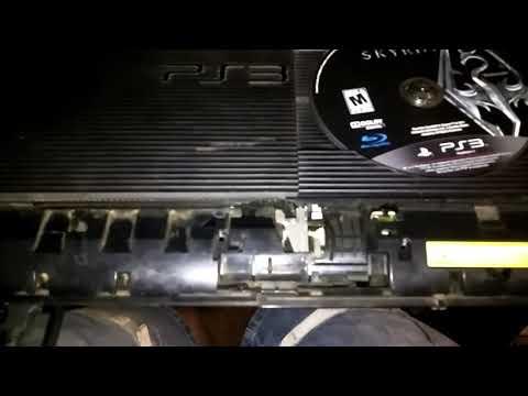 Ps3 super slim disk read problem fixed