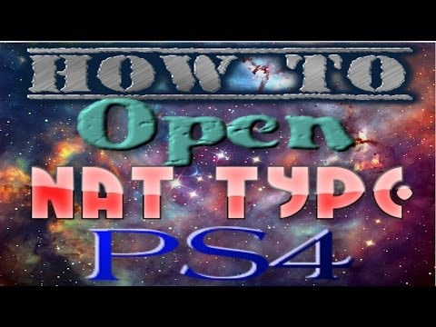 How to get Open NAT on PS4 (Tutorial)