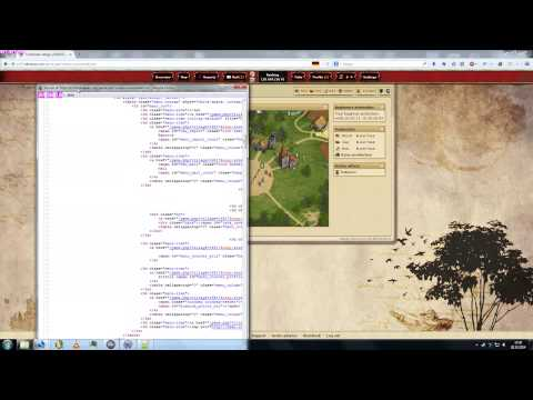 AutoIt: How to make a bot for any browsergame