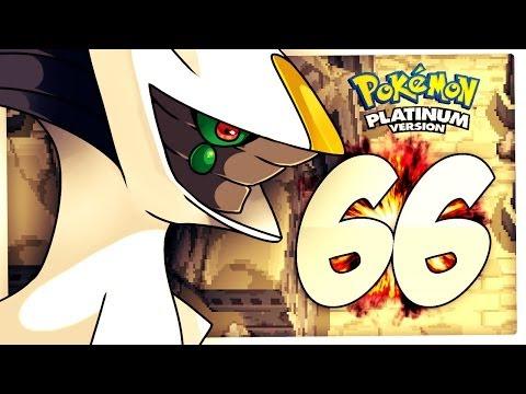 Let's Play Pokémon Platin Part 66: Das Arceus-Event mit der Azurflöte