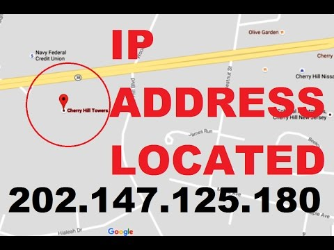 TRACE LOCATION of IP Address of Computer, Laptop, Mobile Phone or Email Sender
