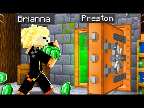 7 Ways to Steal My Wife's Emeralds in Minecraft!