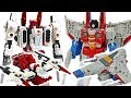 Transformers Siege War For Cybertron Starscream VS Sixgun DuDuPopTOY