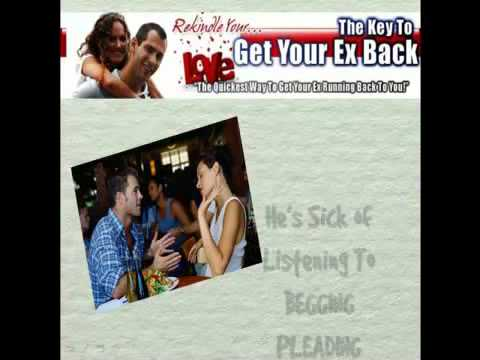 how do you get your ex back if he's with someone else