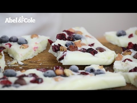 Frozen Yogurt Bars | Abel & Cole