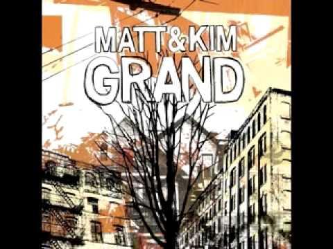 Matt & Kim - Daylight (Full Instrumental)
