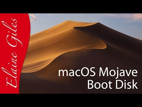 How to Create a macOS 10.14 Mojave Installation Boot Disk