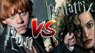 Ron WEASLEY vs. Bellatrix LESTRANGE | Potter Versus Turnier - Qualifikation