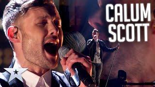 Calum Scott is Simon's NEW FAVOURITE!   Live Shows   BGT Series 9