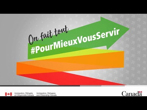 Faits saillant 2017 du service client d'Immigration, refugiés et citoyenneté Canada