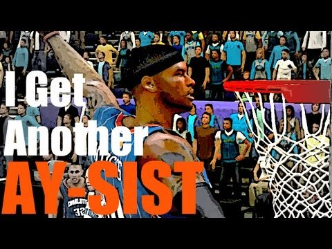 NBA 2k12 My Player: How to get Assists | Tips and Tricks | Tutorial