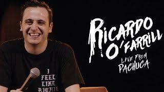 LIVE FROM PACHUCA - Ricardo O