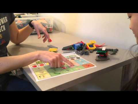 Modeling Language with a Communication Board
