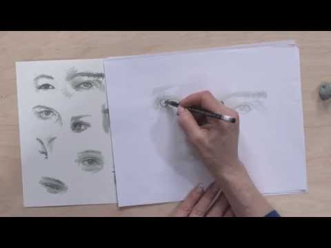 Preview | Drawing Secrets Revealed: Portraits with Sarah Parks