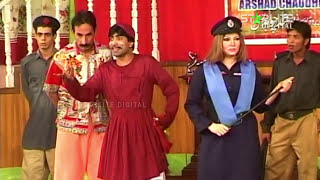 Best of Iftekhar Thakur and Khushboo Full Comedy Funny Clip