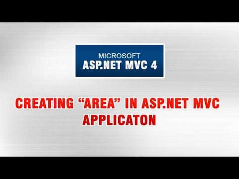 ASP.NET MVC 4 Tutorial In Urdu - Creating Area in ASP.NET MVC Application