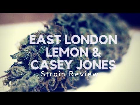 East London Lemon & Casey Jones - Weed Strain Reviews