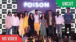 Press Conference Of Poison, A ZEE5 Original | Arbaaz Khan, Tanuj Virwani, Riya Sen, Freddy Daruwala