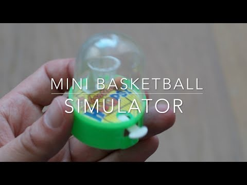 Mini Basketball Simulator