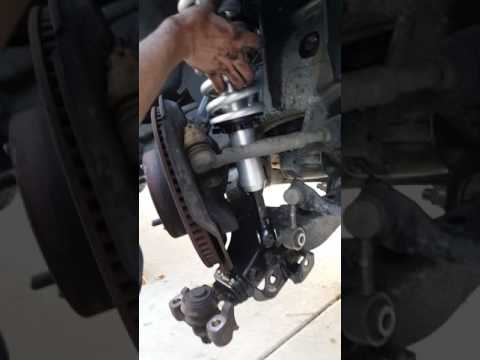 2008 tundra coilover removal FAST AND EASY