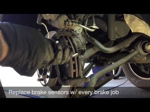 How To Replace Range Rover Front Brake Pads
