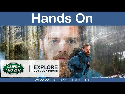 Land Rover Explore Hands On