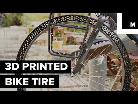 Airless Bike Tires That Never Go Flat