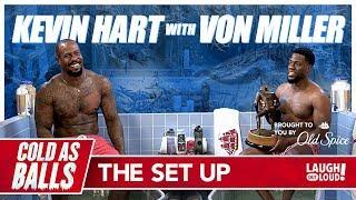 Von Miller Sets Up Kevin Hart