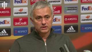 Jose Mourinho: Abramovich Never My Friend!   Chelsea vs Manchester United   FULL PRESS CONFERENCE